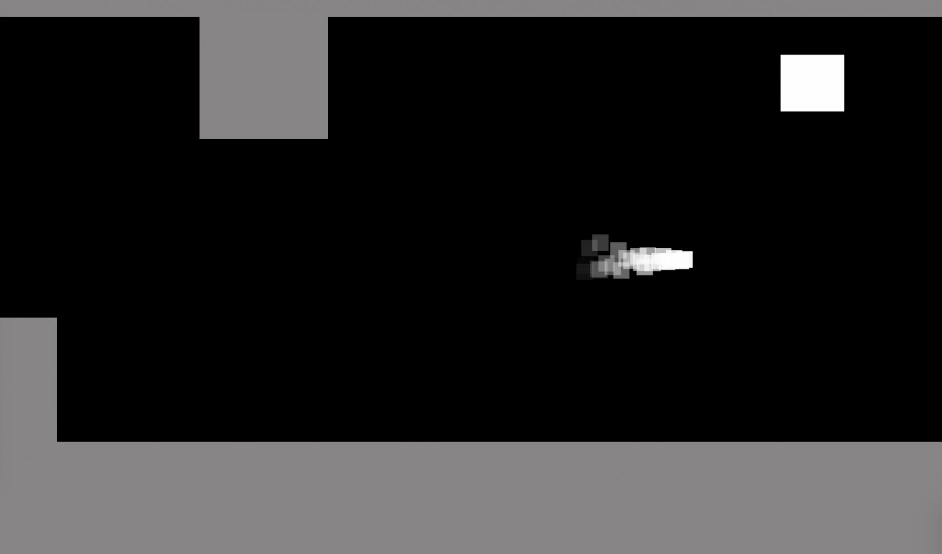 Screenshot 2 of Endless Runner playable.