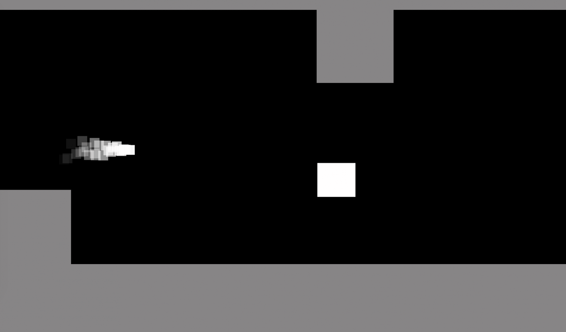 Screenshot 3 of Endless Runner playable.